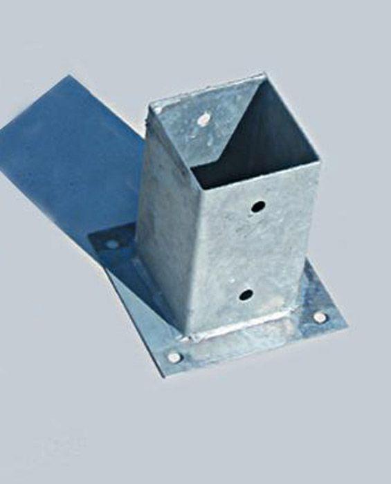 Podstawka metalowa do kantówki na beton