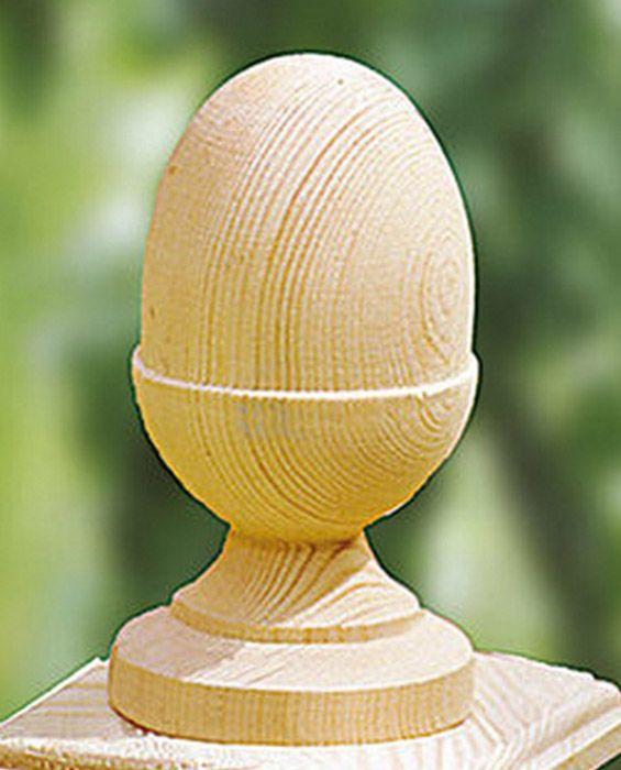 Zakończenie kula jajo