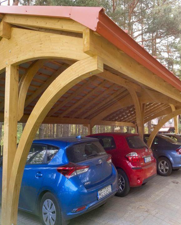 Garaż Revelatio na 4 auta