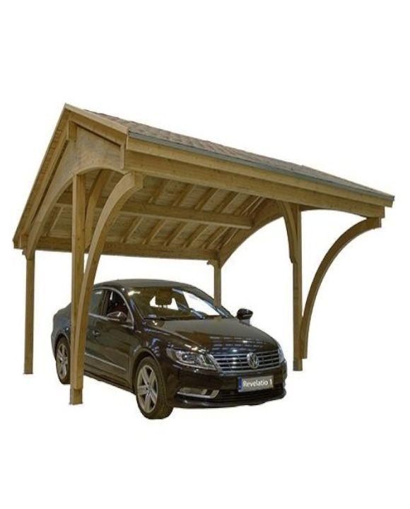 Garaż Revelatio na 1 auto